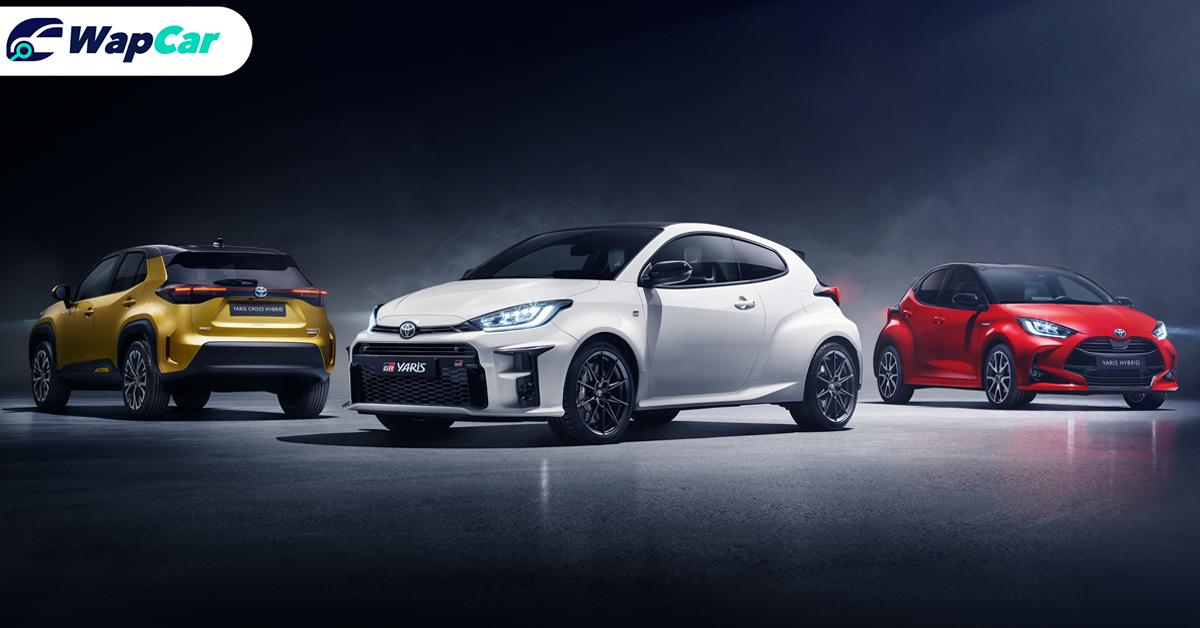 The TNGA Toyota Yaris (and Yaris Cross) may not come to Malaysia. Here's why 01