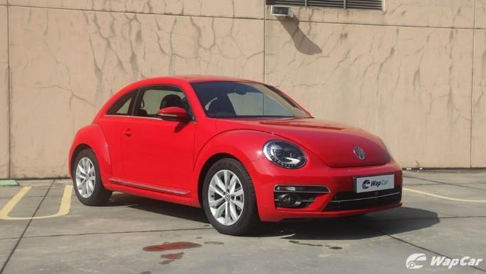 2018 Volkswagen Beetle 1.2 TSI Sport Exterior 003