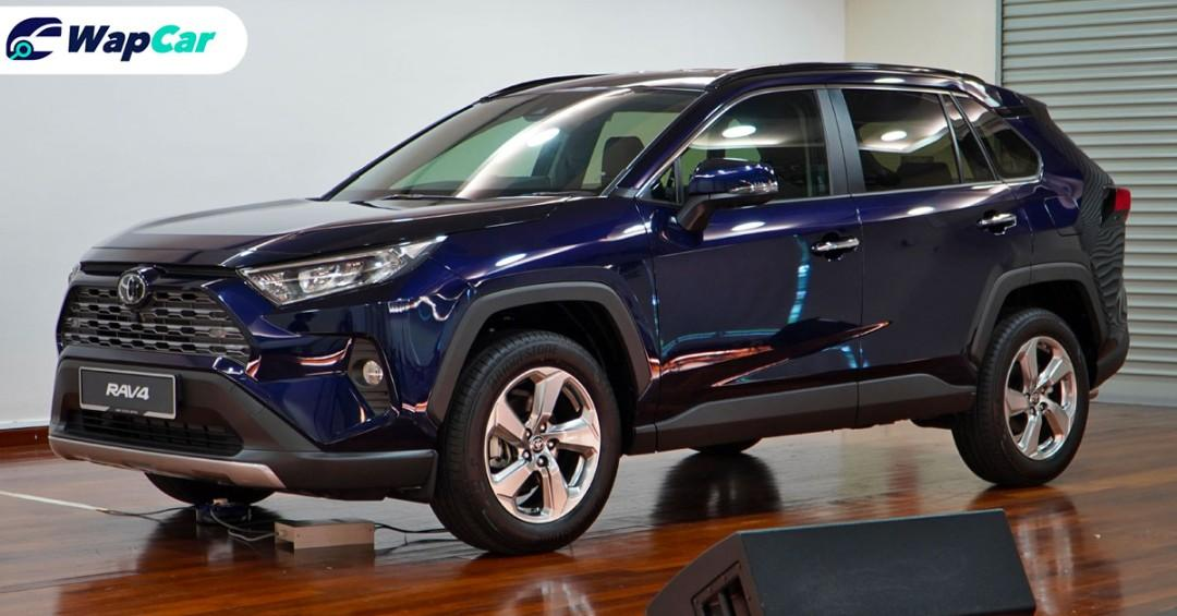 2020 Toyota RAV4 launched in Malaysia, 2.0 and 2.5 Dynamic Force engines, priced from RM 196,436 01