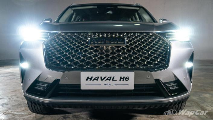 2021 Haval H6 Upcoming Version Exterior 004