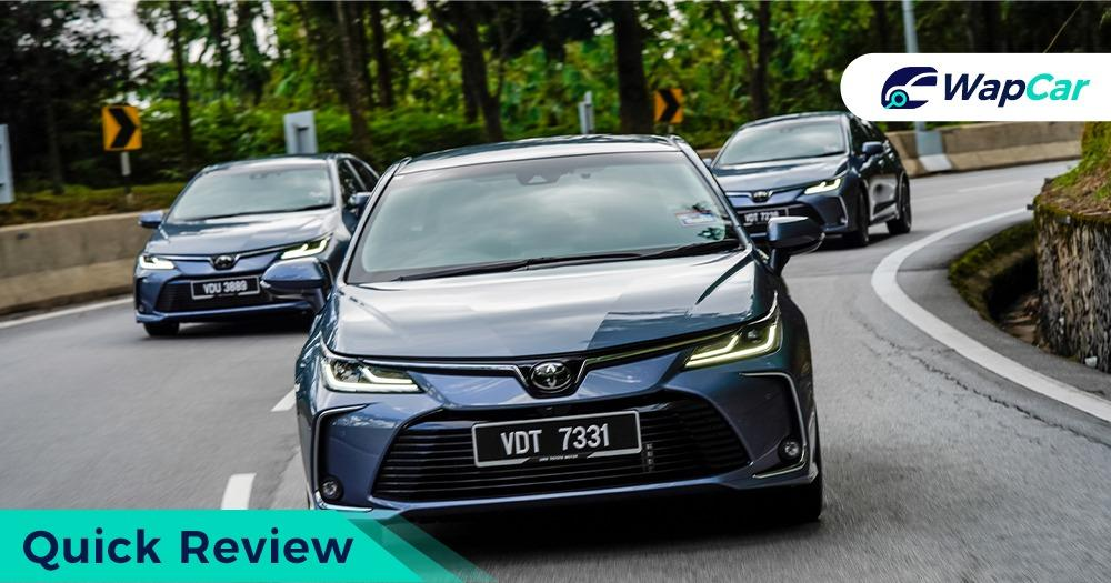 Quick Review: All-New Toyota Corolla Altis will give you a problem-free drive 01