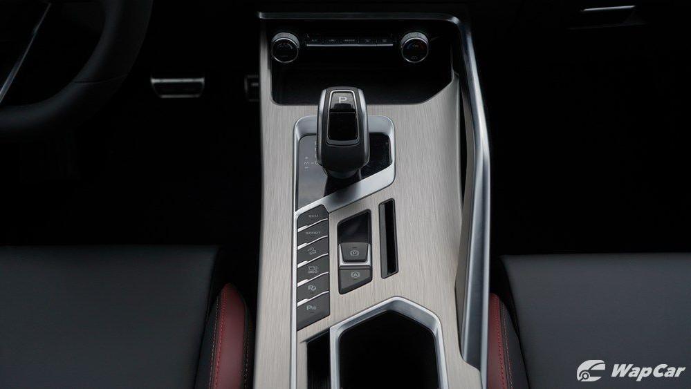 Proton X50 (2020) Interior 026
