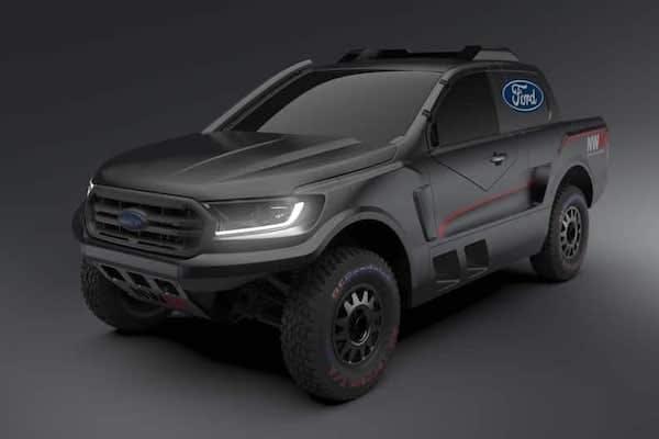 Ford Ranger with 3.5-litre V6 Engine