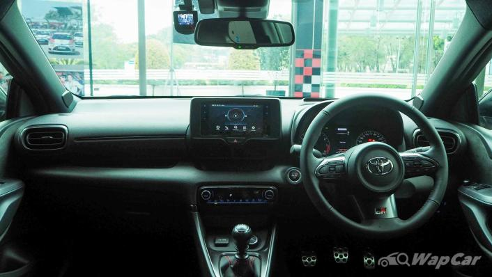 2021 Toyota GR Yaris Interior 001