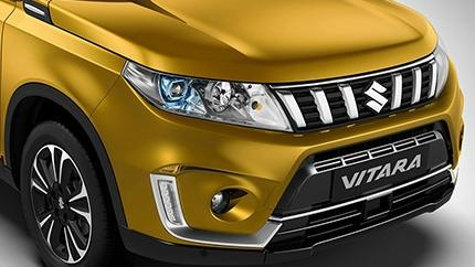 Suzuki Vitara (2018) Exterior 015