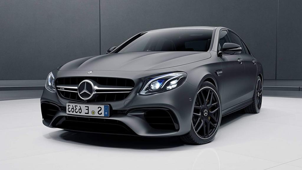 Mercedes-Benz AMG E-Class (2019) Exterior 009