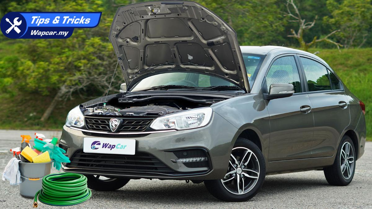 Should you clean your engine bay? 01