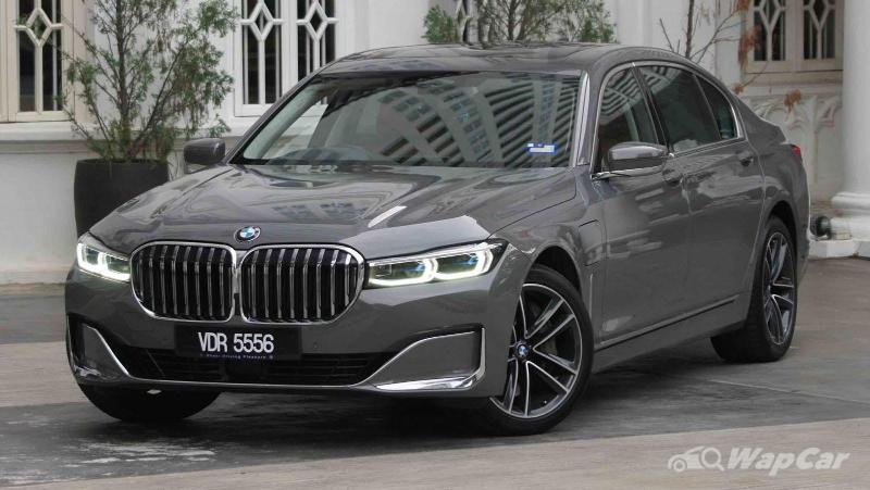 Malaysia set to introduce 2021 G12 BMW 740Le xDrive M Sport in April? 02