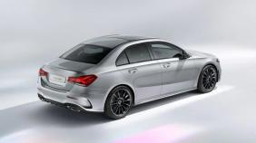 2019 Mercedes-Benz A200 Sedan Progressive Line Exterior 005