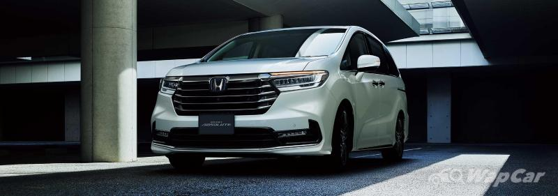New 2021 Honda Odyssey introduces Star Wars tech to open doors 02