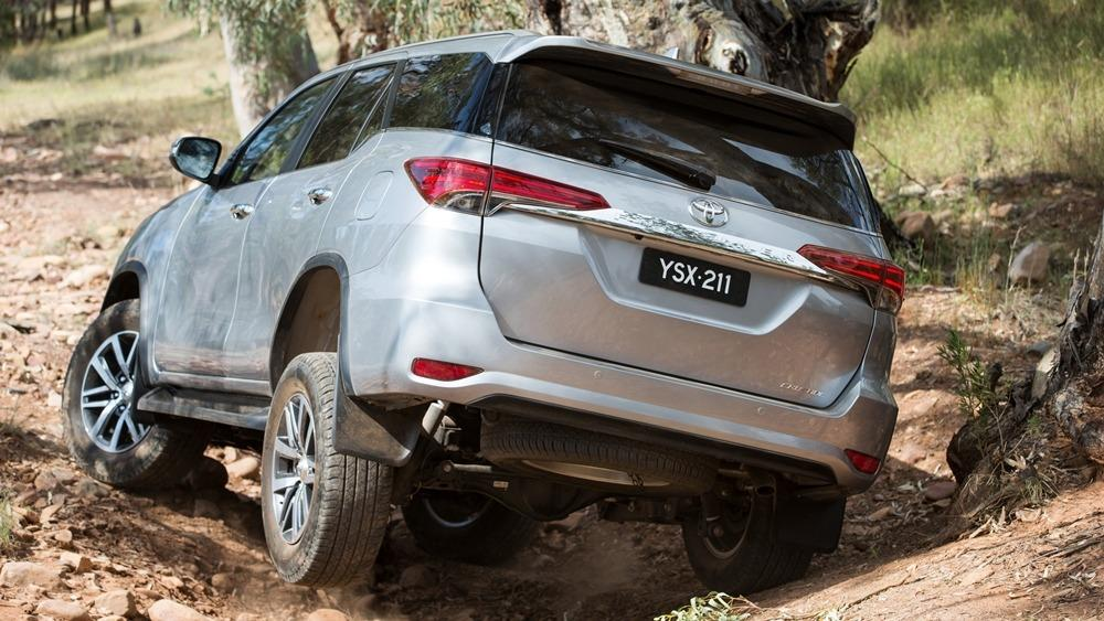 Toyota Fortuner's A-TRC is like a gaming cheat code for off-road newbies 01