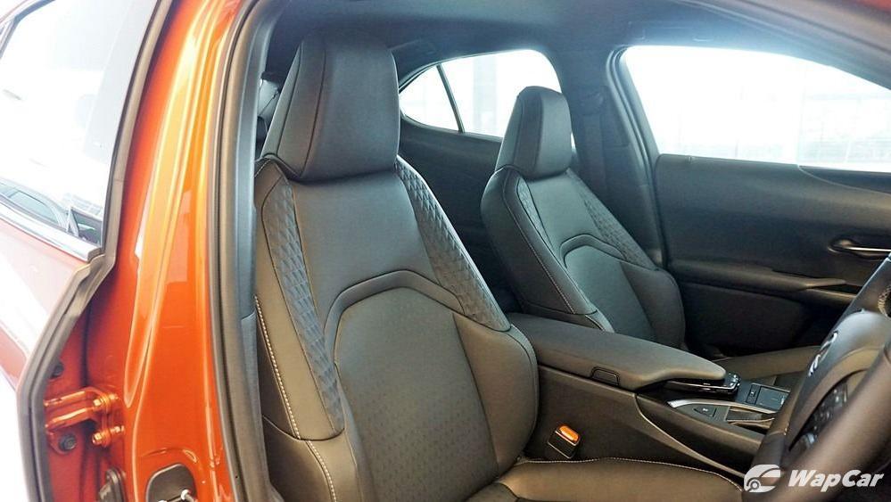 2020 Lexus UX 200 Urban Interior 029