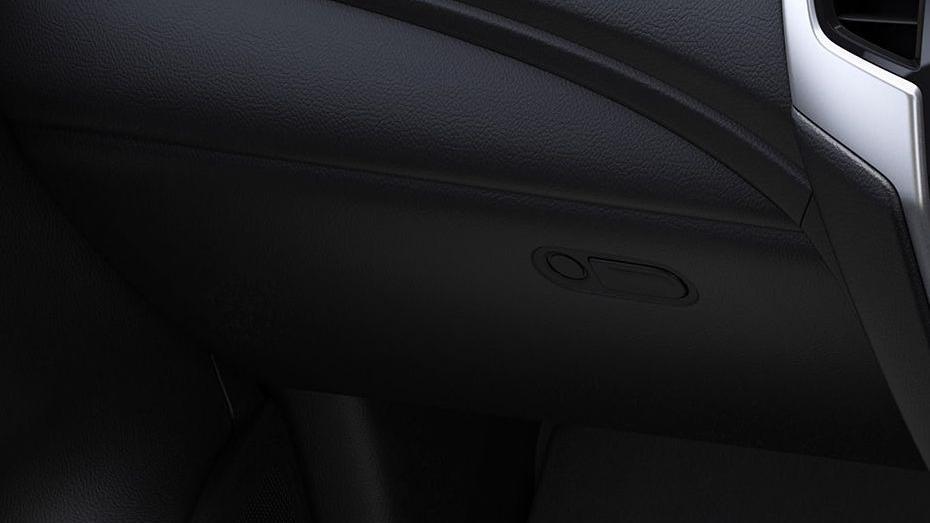 Mitsubishi Triton (2019) Interior 014
