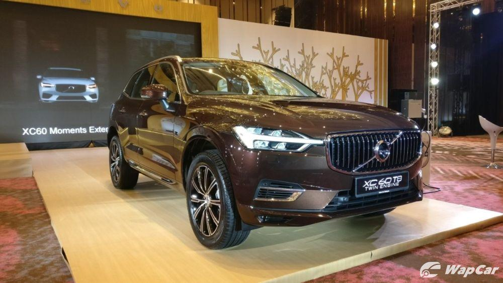 2020 Volvo XC60 T8 in Malaysia gets bigger 11.6 kWh battery and new crystal gear knob, price remains 01