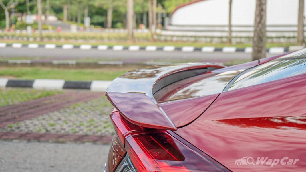 2020 Honda Civic 1.5 TC Premium Exterior 024