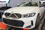 泄露图:G20 2022 BMW 3 Series小改款(LCI)先睹为快!