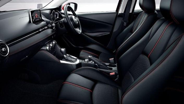 Mazda 2 Hatchback (2018) Interior 007