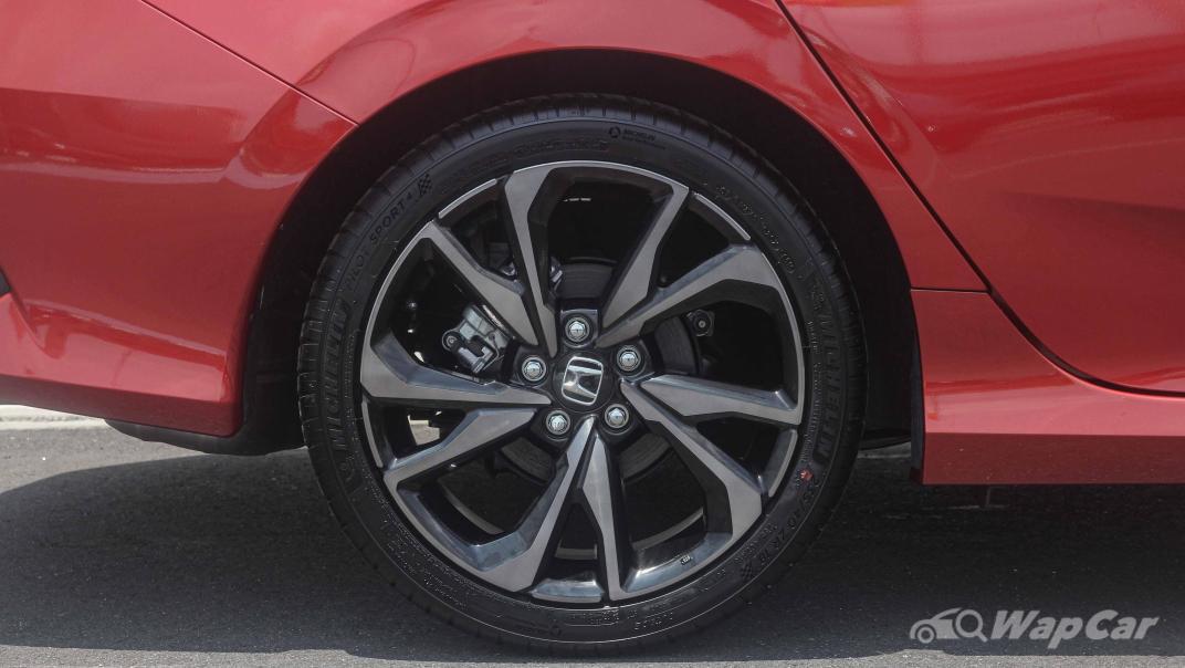 2020 Honda Civic 1.5 TC Premium Exterior 086