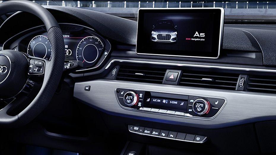 Audi A5 Sportback (2019) Interior 003