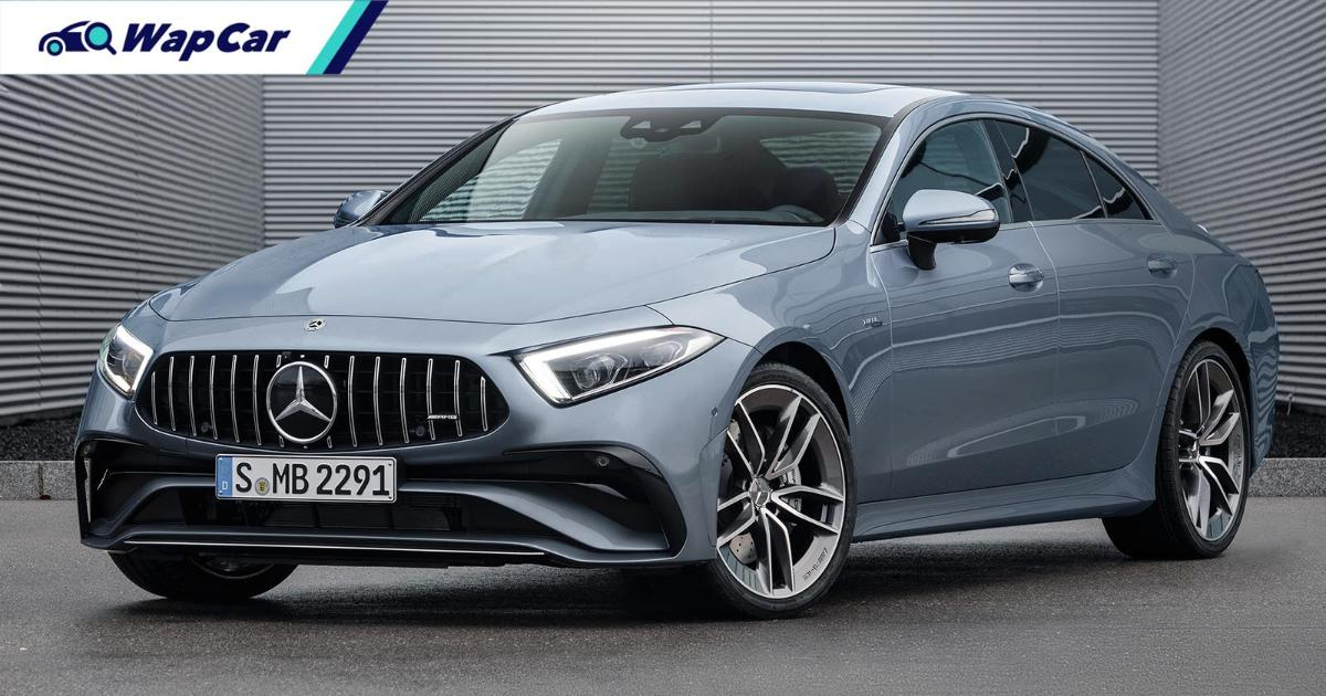 New 2021 Mercedes-Benz CLS gets a new steering wheel, adds MBUX 01