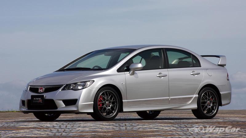 Minat Honda Civic Type R FK8 tapi pakai FD? Tukar kit badan FK8 je! 02