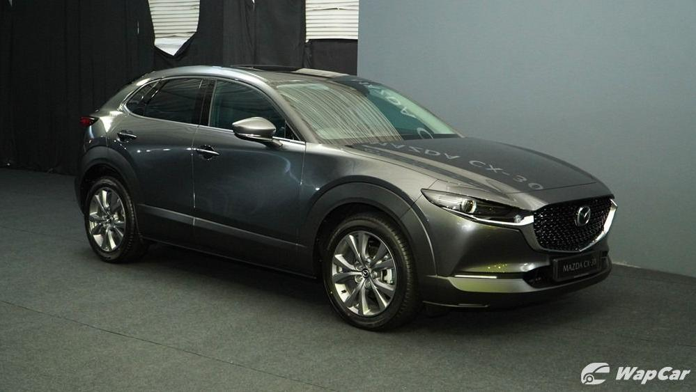2020 Mazda CX-30 Exterior 022