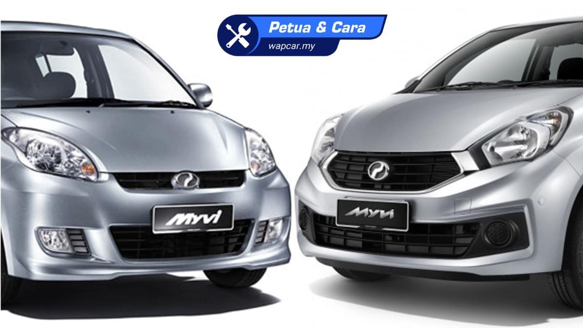 Perodua Myvi: Apa yang perlu anda tahu sebelum membeli kereta terpakai paling laris di Malaysia? 01