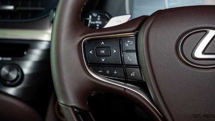 2019 Lexus ES 250 Luxury Interior 006