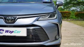 2020 Toyota Corolla Altis 1.8E Exterior 012