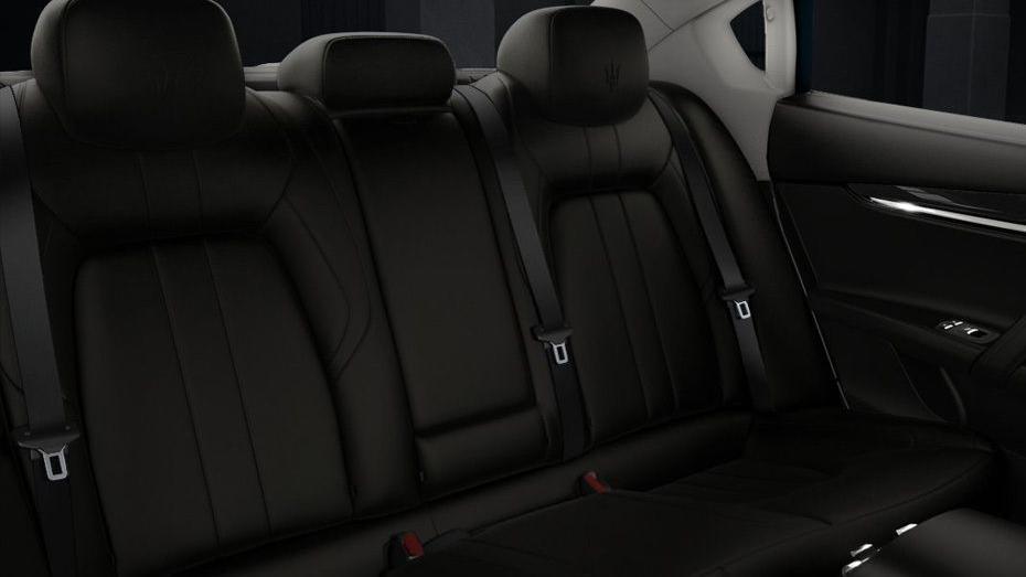 Maserati Quattroporte (2018) Interior 012