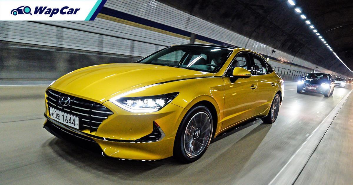 Slow Hyundai Sonata sales causes halt in production at Korean plant 01