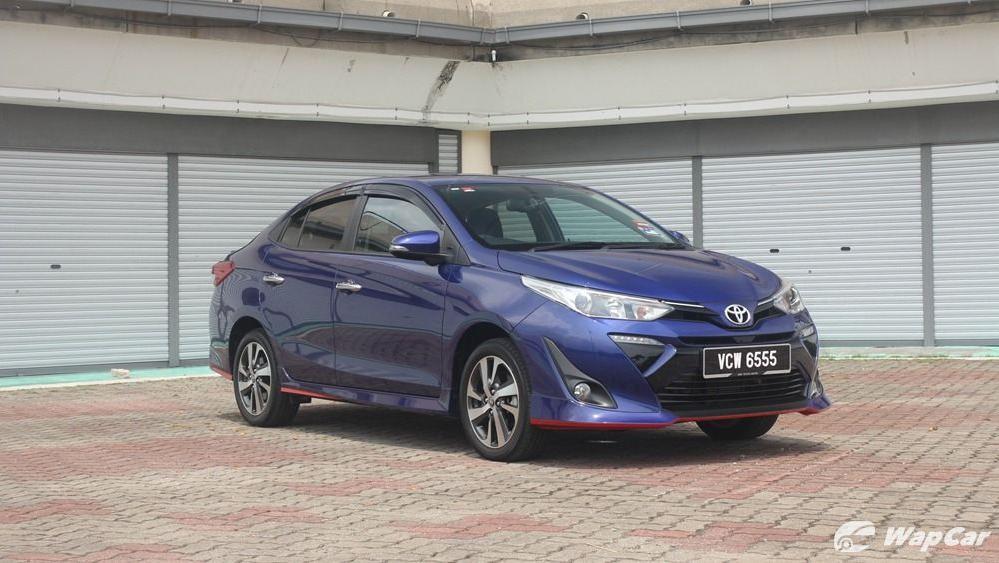 2019 Toyota Vios 1.5G Exterior 031