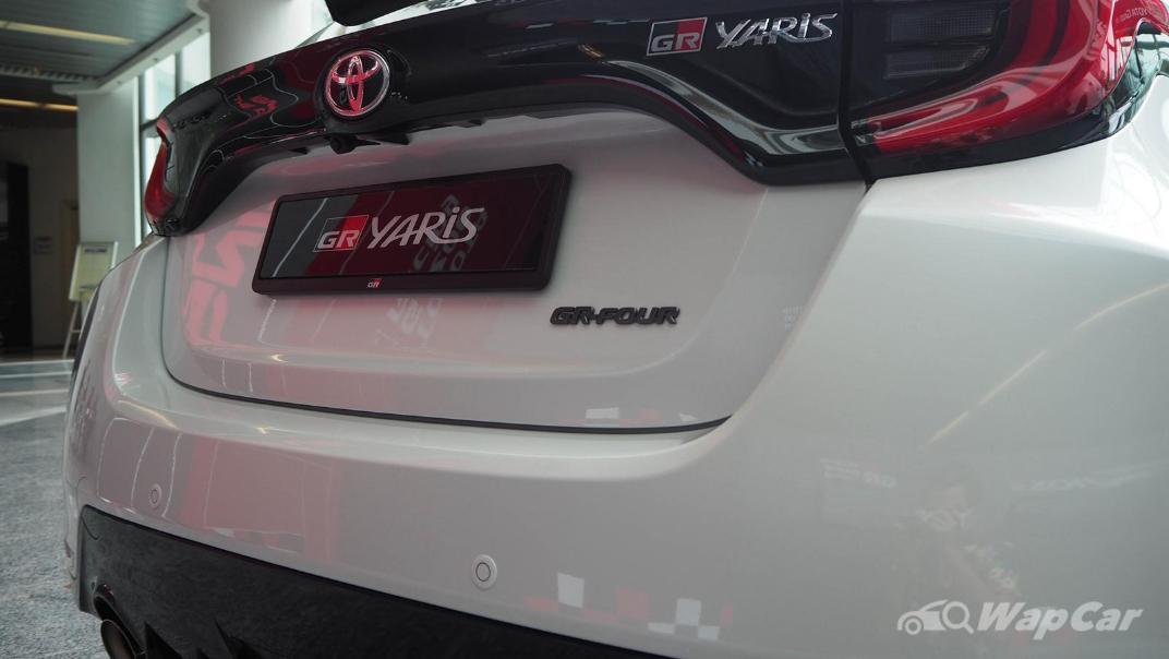 2021 Toyota GR Yaris Exterior 017