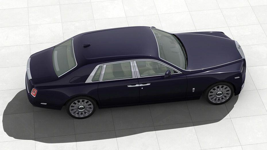 2017 Rolls-Royce Phantom Phantom Exterior 003