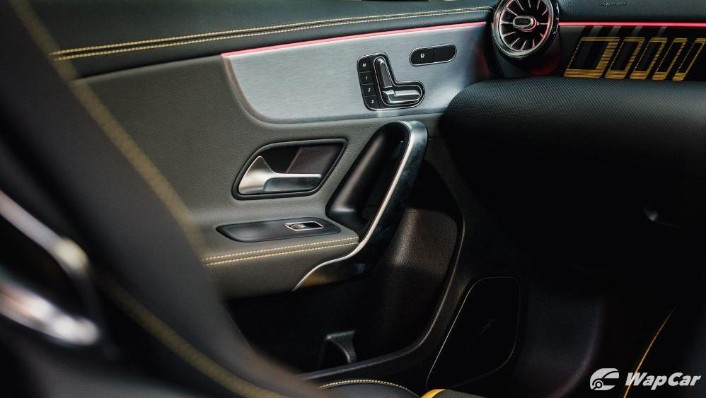 2020 Mercedes-Benz AMG A45 S Interior 008