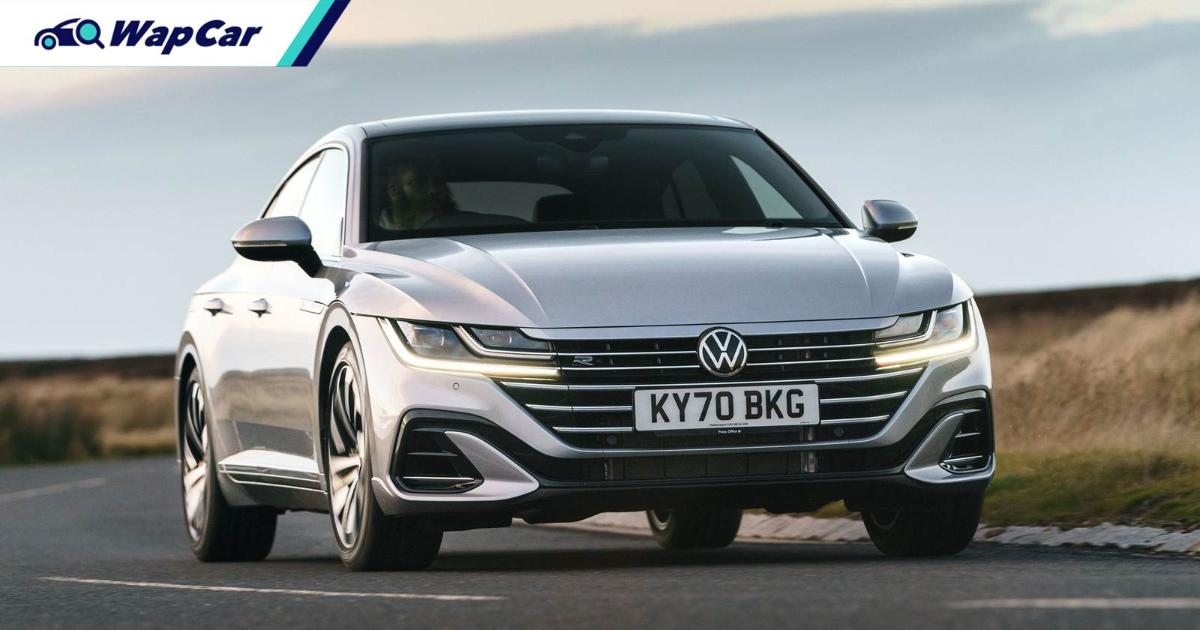 VPCM to launch new 280 PS 2021 VW Arteon 4Motion R-Line facelift in Malaysia 01