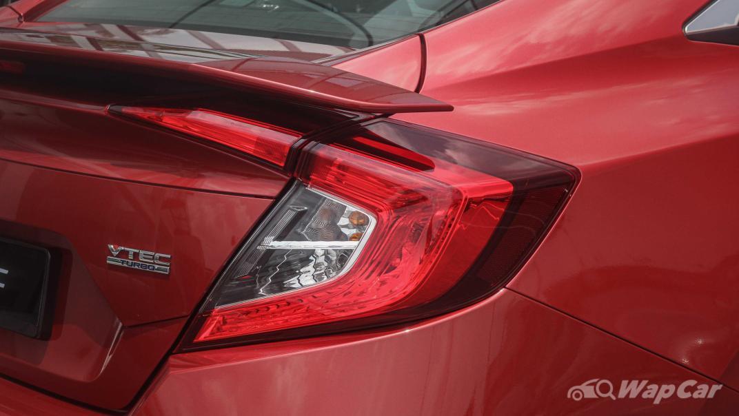 2020 Honda Civic 1.5 TC Premium Exterior 077