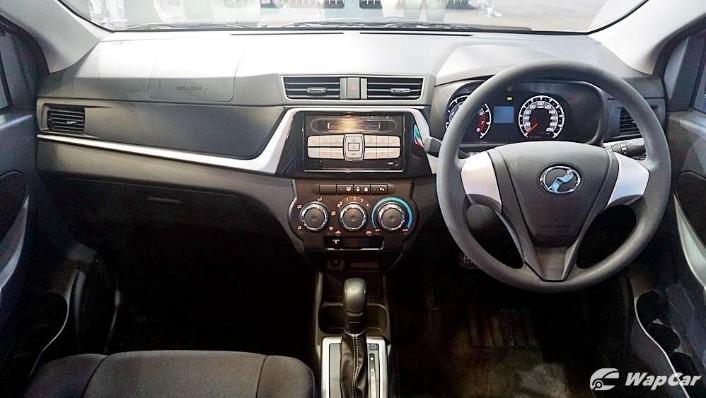 2020 Perodua Bezza 1.3 X (A) Interior 001