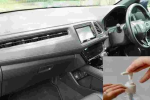 Covid-19: Can alcohol sanitizers be used to clean your car?