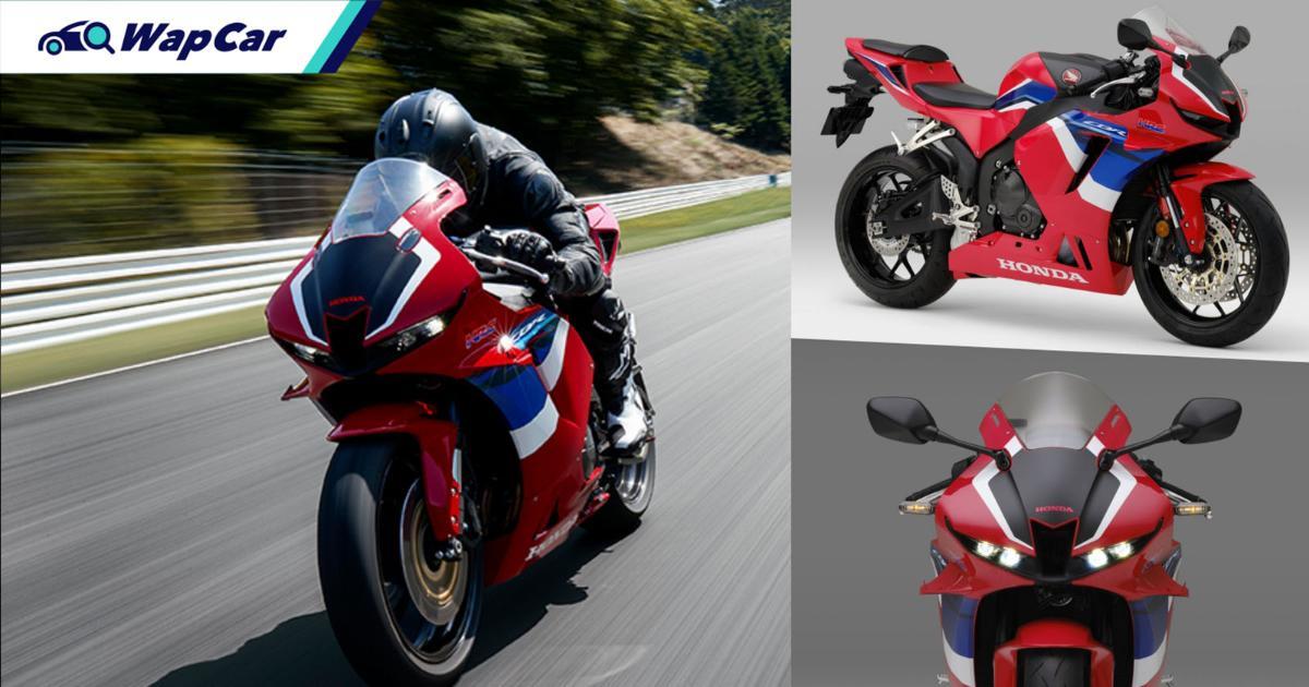 Honda CBR600RR 2021 tembus pasaran Malaysia, harga asas RM 98,888! 01