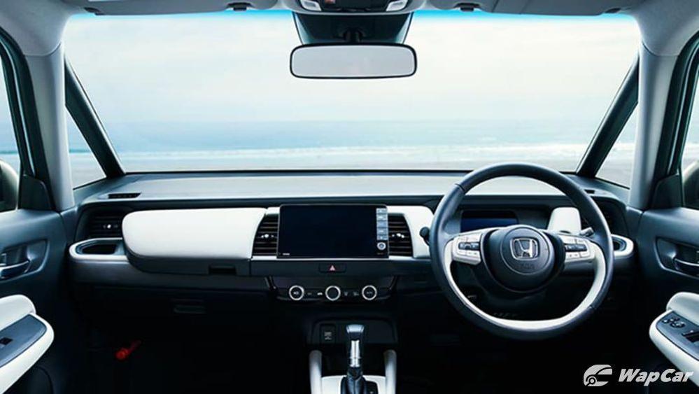 Honda Jazz (2020) Interior 011