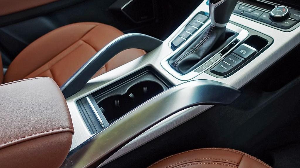 2018 Proton X70 1.8 TGDI Premium 2WD Interior 030