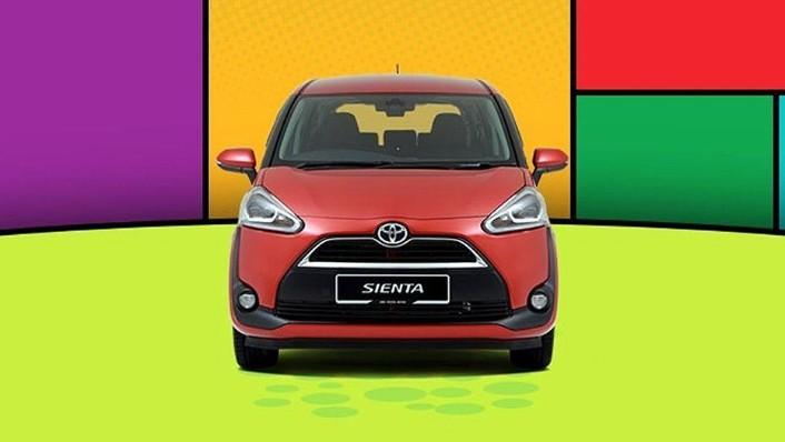 Toyota Sienta (2018) Exterior 001