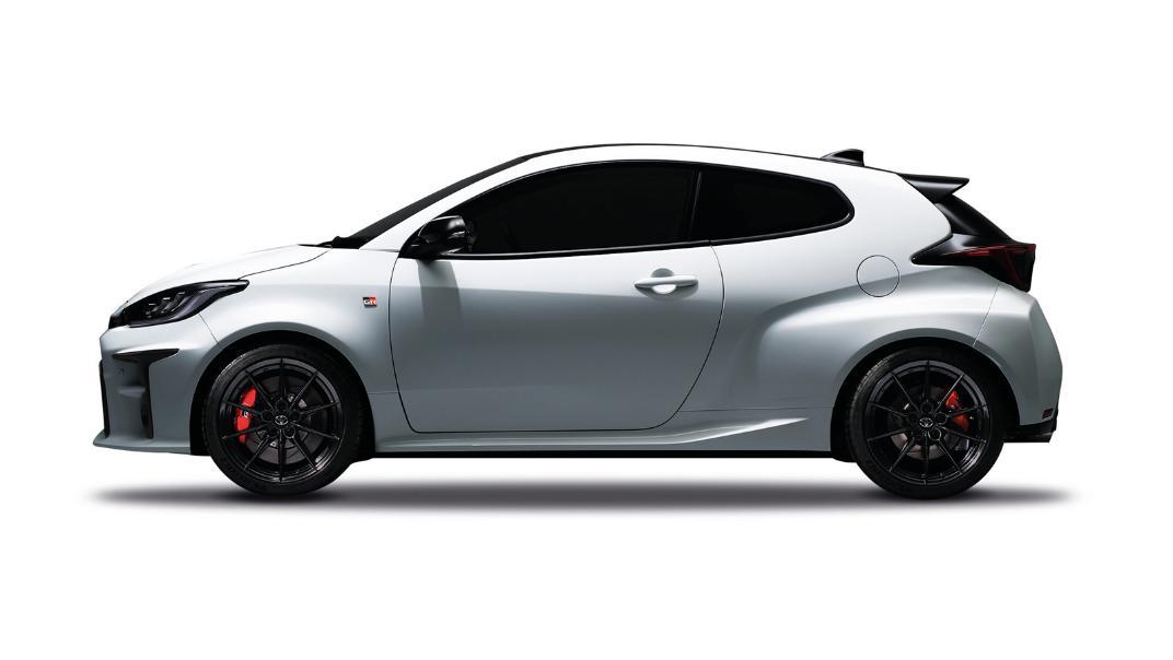 2021 Toyota GR Yaris Exterior 089