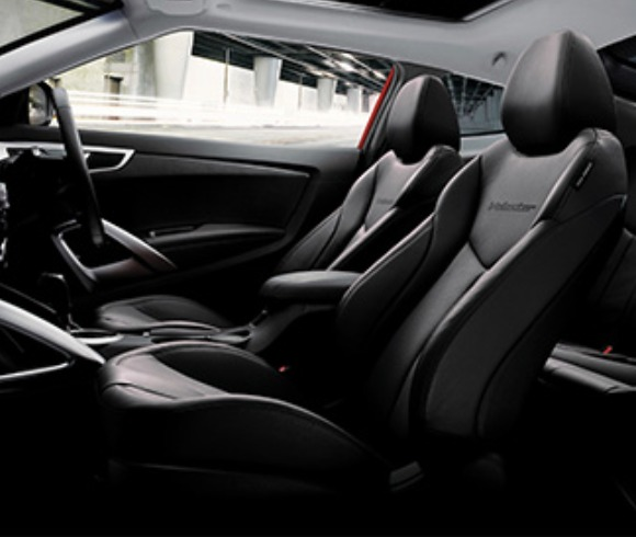 Hyundai Veloster (2017) Interior 012