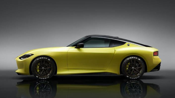 2020 Nissan Z Proto International Version Exterior 002
