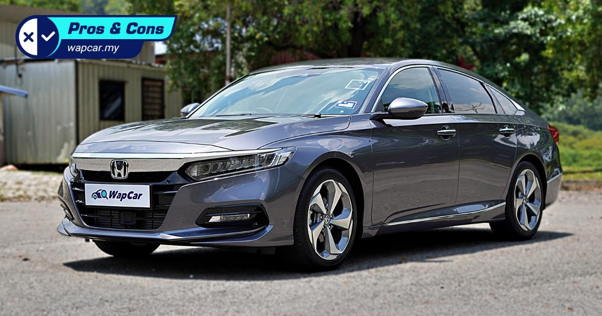 Pros and Cons: 2020 Honda Accord – Big on space, small on driving excitement 01