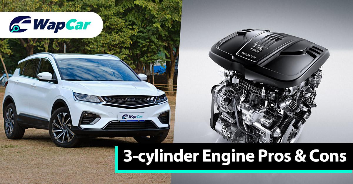 Are 3-cylinder engines as good as 4-cylinder engines? 01