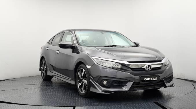 2016 Honda CIVIC TC-P 1.5