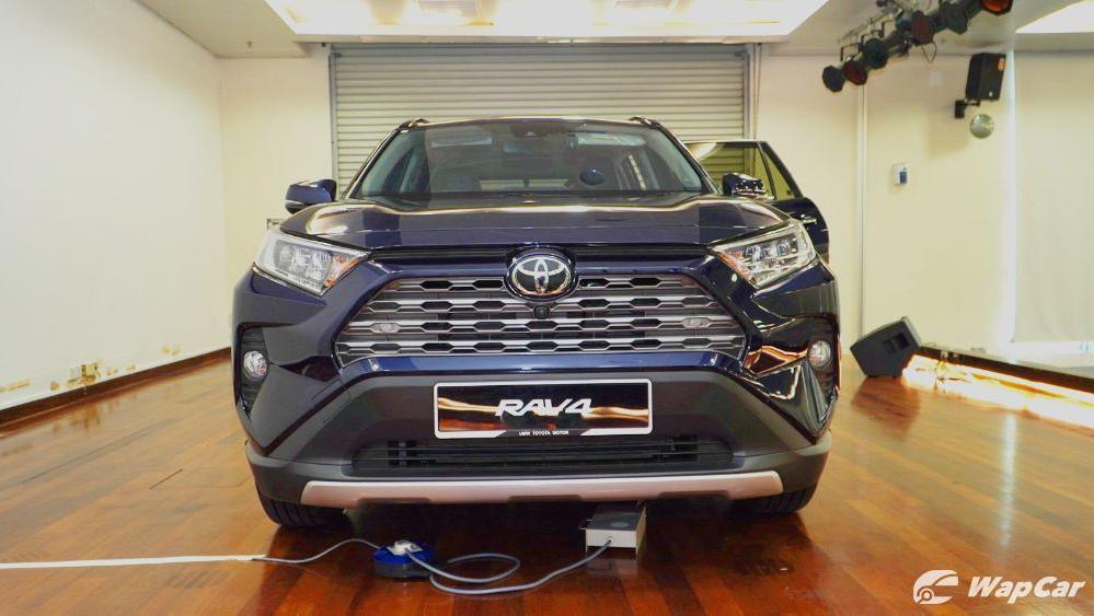 2020 Toyota RAV4 2.5L Exterior 085